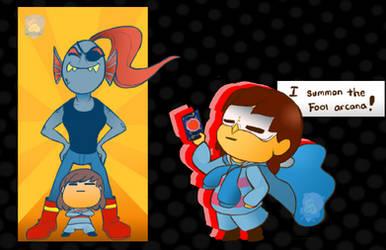 Undertale: Anime Heroes!