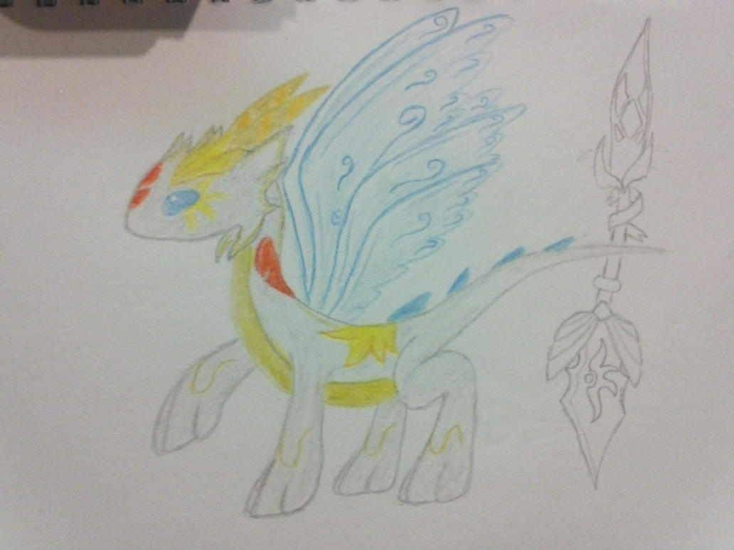 Half finished: Mystletain by minecraftmobs456