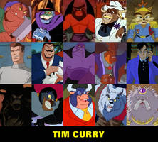 Voice Tributes - Tim Curry