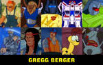 Voice Tributes - Gregg Berger
