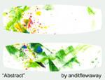 Kiteboard Design 3 by anditflewaway