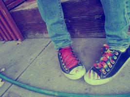 The shoes by UnicornManifesto