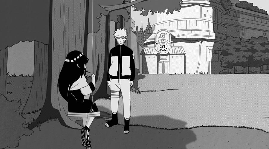 -NaruHina- Naruto and hinata by Darkkitty669