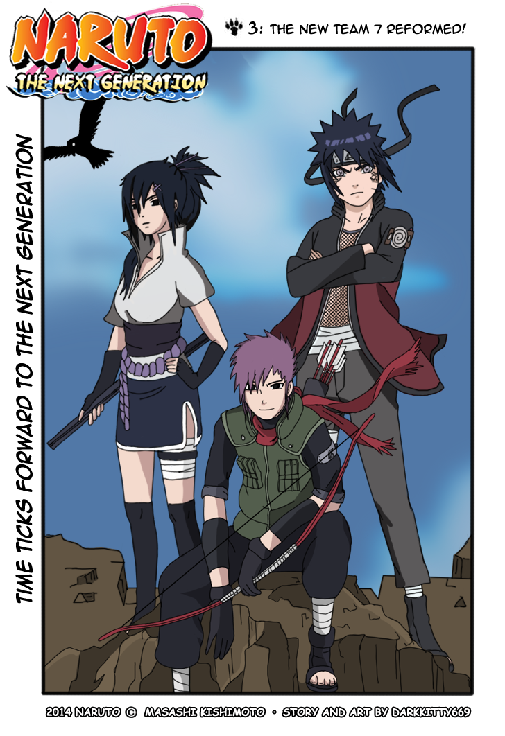 Naruto:The Next Generation by Darkkitty669