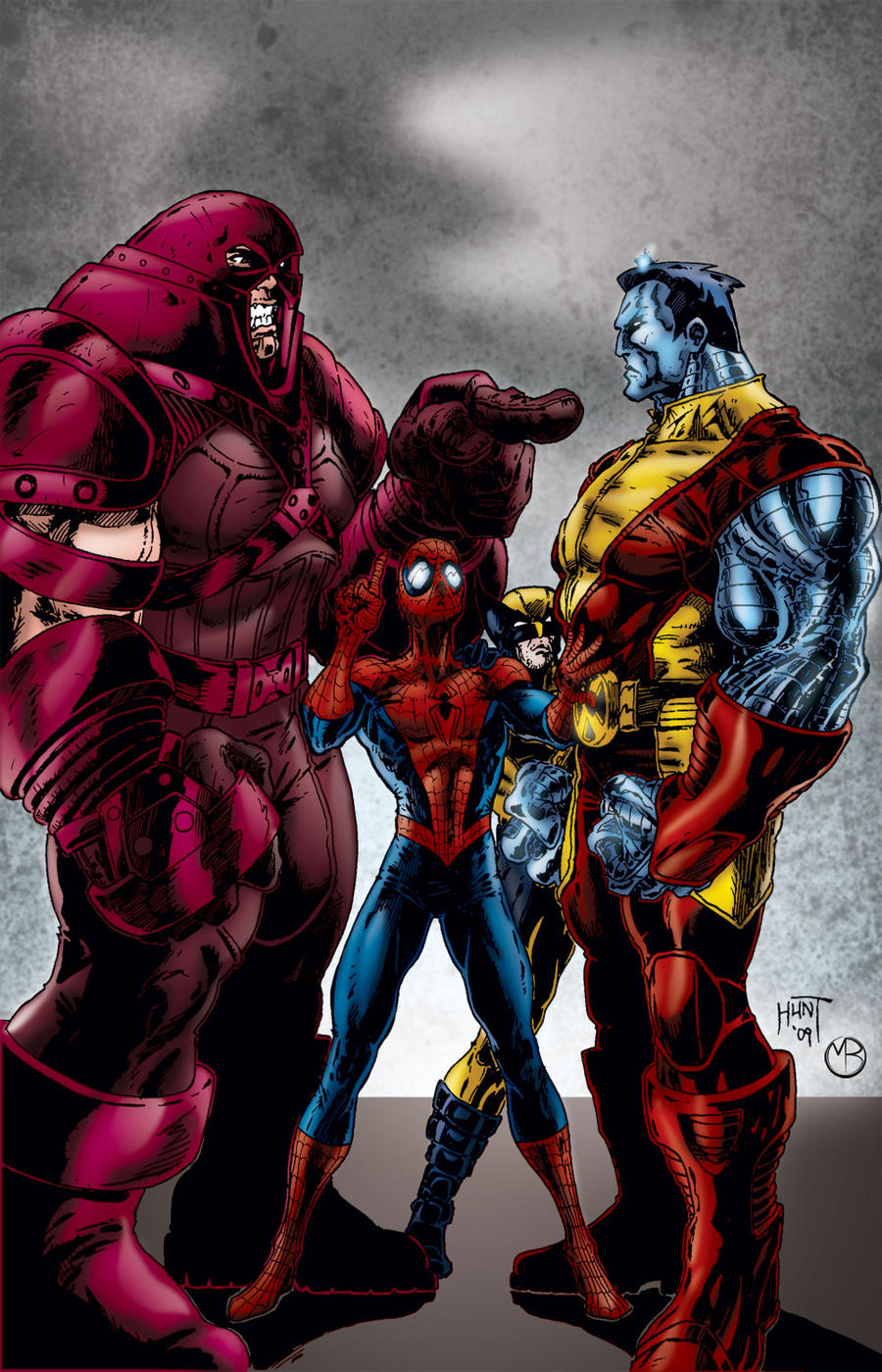 colossus marvel x men - photo #47