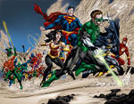 DC Drawing the Line