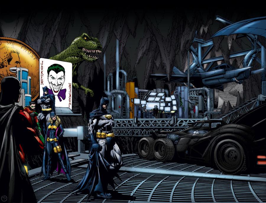 Batman return of the dark knight - fa9