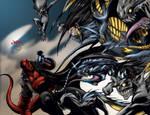 Hellboy vs Darkness