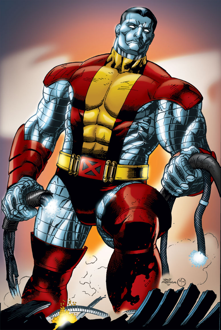 colossus marvel x men - photo #36