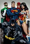 Justice League - Marcio