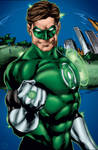 Green Lantern Poster Revisited