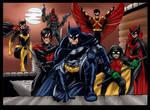 DCNU Bat Family