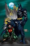 Before Nightwing