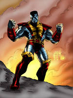 Colossus Moody by MarcBourcier