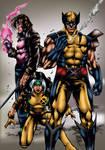 X-Men by Marcio Reboot