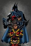 Batman and the Boys