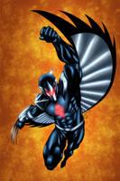 Avengers April Darkhawk SOTD by MarcBourcier