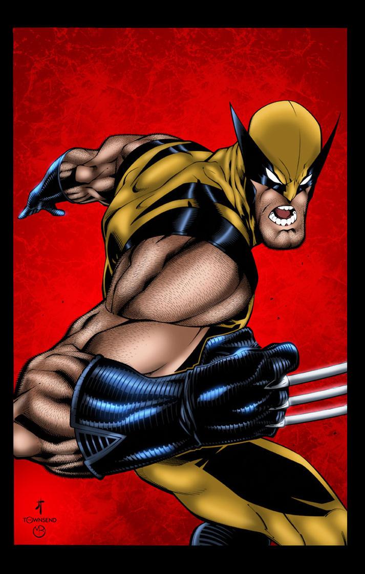 TT Wolverine by MarcBourcier