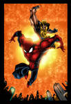 Spidey and Wolverine