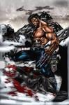 Ed Benes/JP Mayer Wolverine