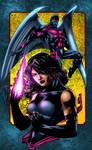 Psylocke Archangel