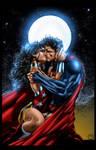 Superman/Wonder Woman-The Kiss
