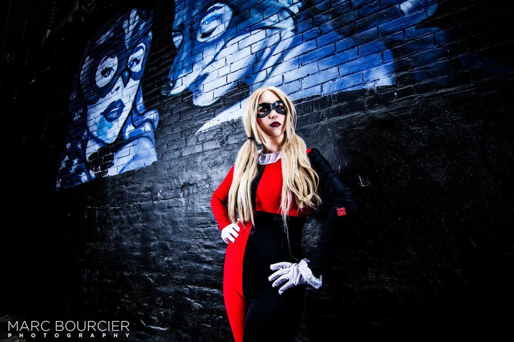 20160611 Harley Quinn 95 by MarcBourcier