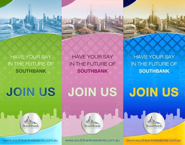 South bank banner variations colors by gt4ever