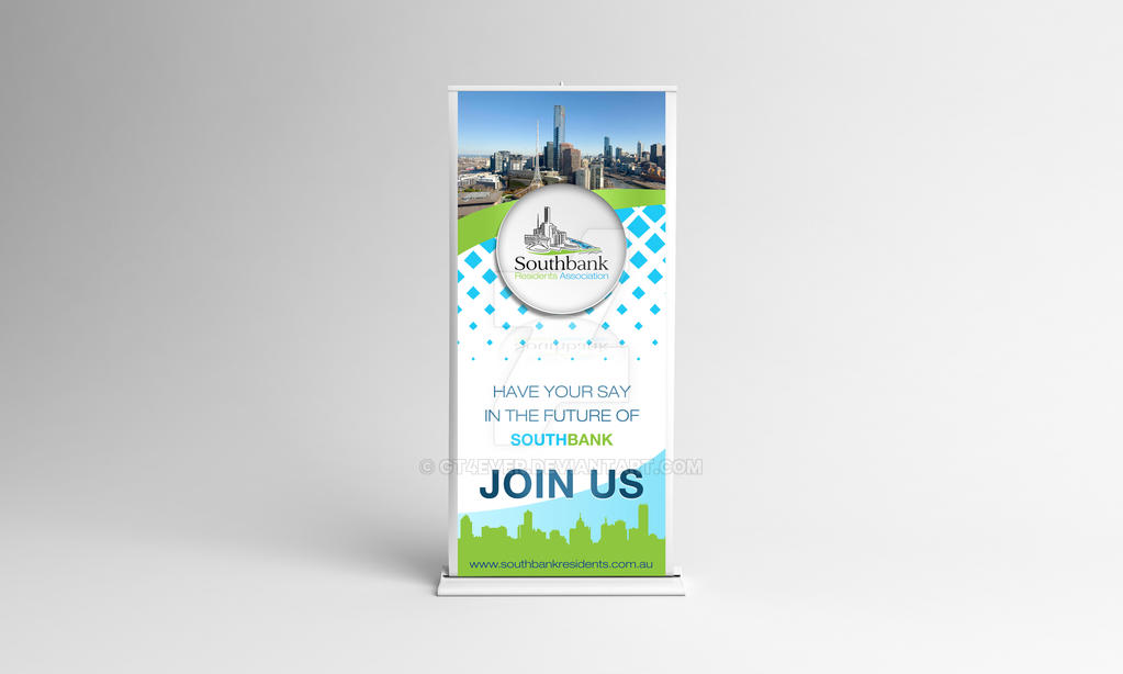 pull up banner by gt4ever