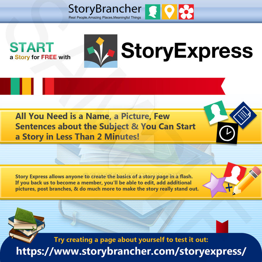 Story express by gt4ever