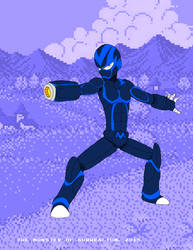 Super Fighting Robot Mega Man by DelinquentGirlNASF