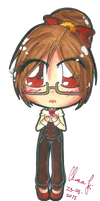 The Chibi Steampunk Lady