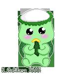 Pixel Kappa by LiloLilosa