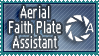 Aperture Sci. Aerial Assistant by SpinningStarshine