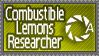 Aperture Sci. Lemon Researcher