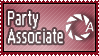 Aperture Sci. Party Associate by SpinningStarshine