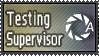 Aperture Sci. Test Supervisor by SpinningStarshine