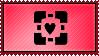 I Love My Companion Cube by SpinningStarshine