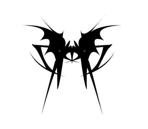 bat tattoo by deadgirlsvoid on deviantart. Black Bedroom Furniture Sets. Home Design Ideas