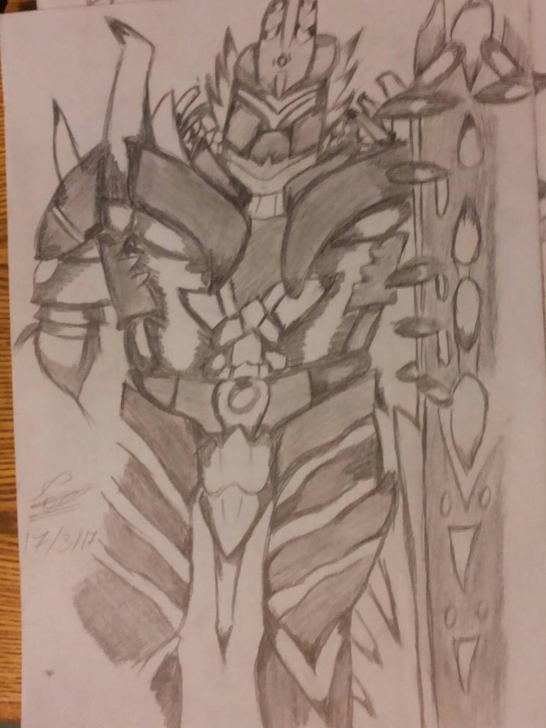 Astalos armor set (male) by psimani