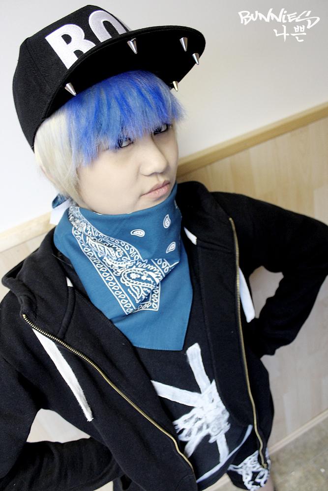 zelo dark blue hair - photo #17