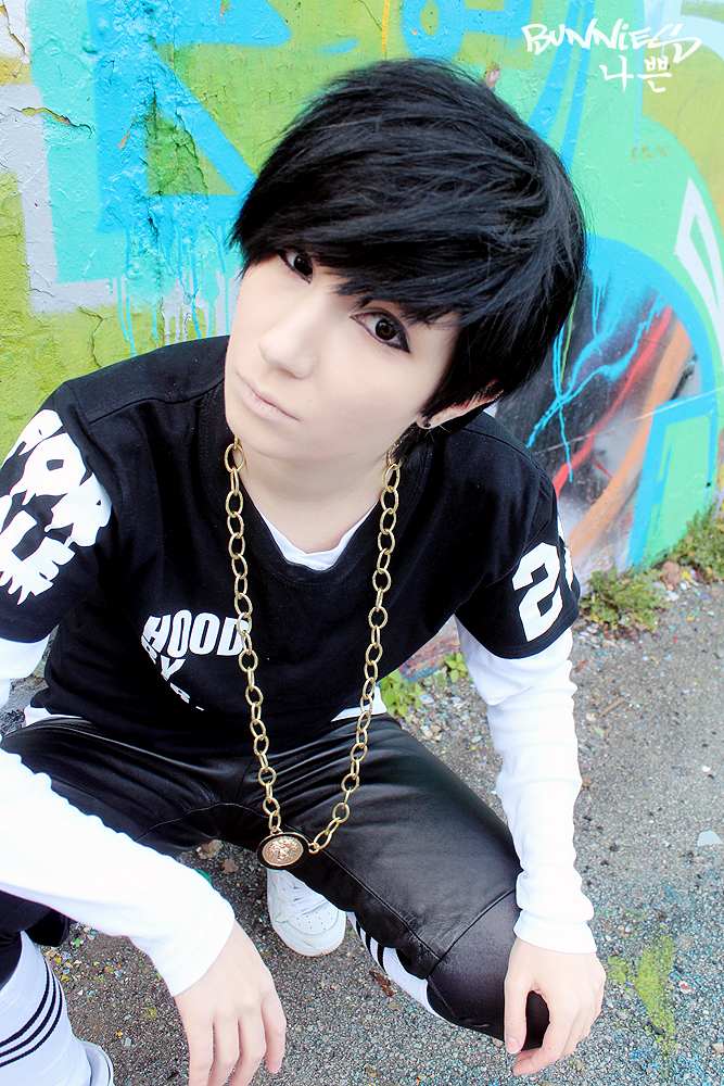 Cosplay Jungs