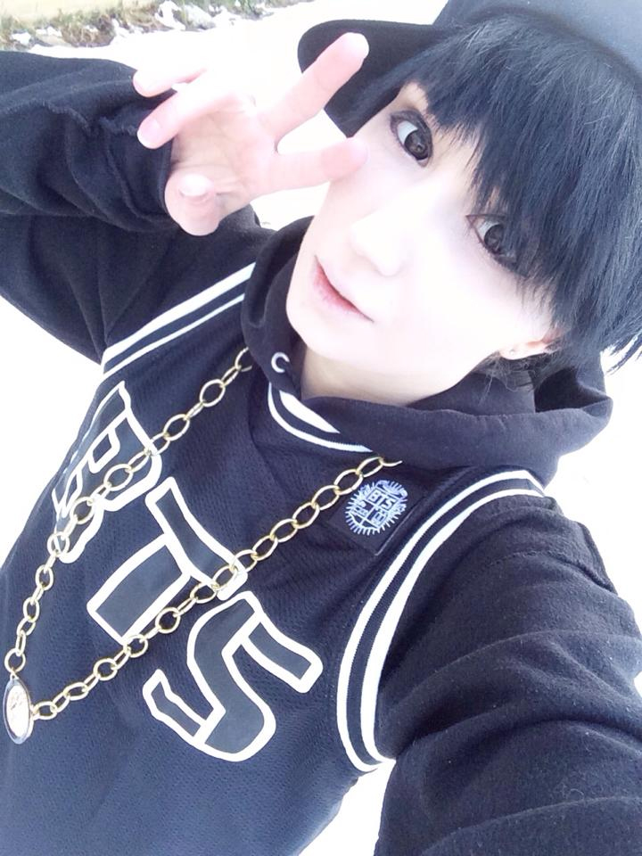 JUNGKOOK cosplay selca - No More Dream by HJcosplay on ...