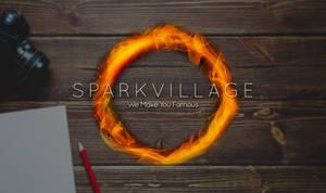 SparkVillage Logo for 2018