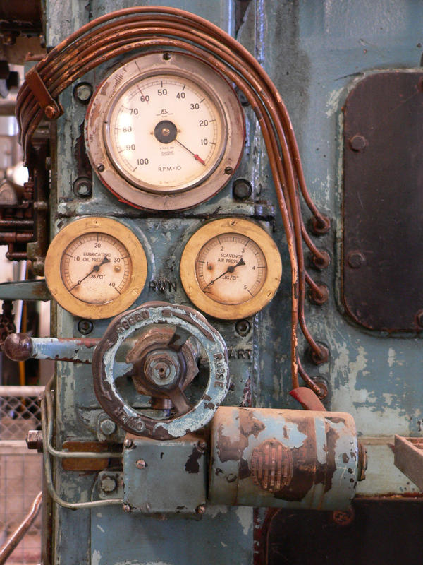 controls and gauges