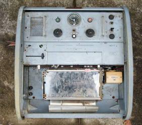 Vintage chart recorder