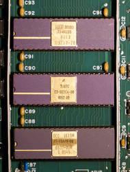 Vintage computer processor DEC