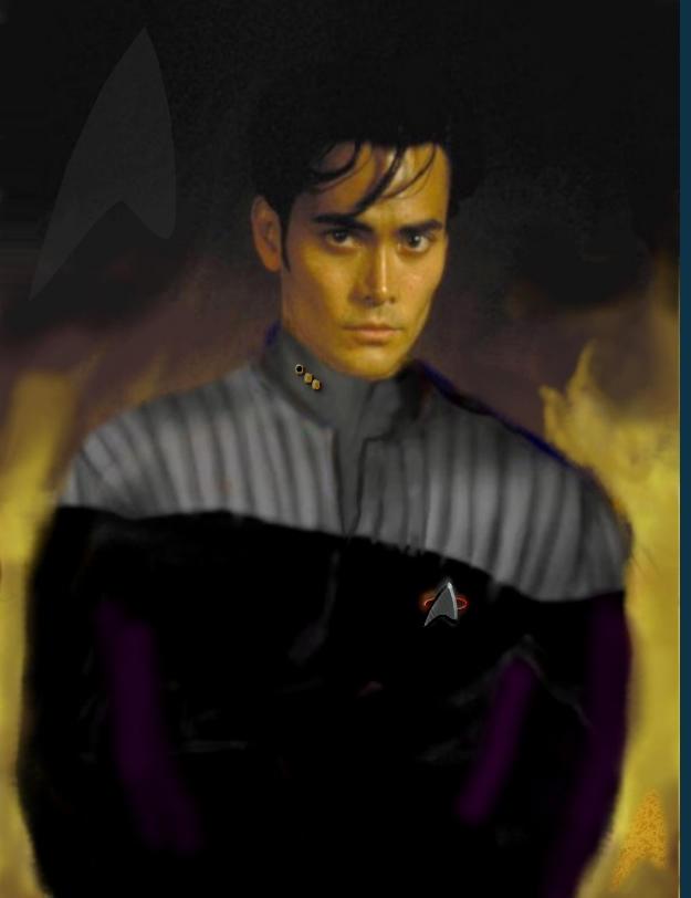 Star Trek Art 4 by lorienicole