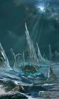 Snow scene 02