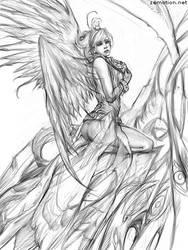 Angel by noahkh